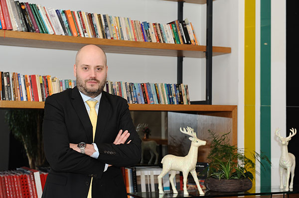 Storevision Türkiye CEO'su Marcus Strömbäck