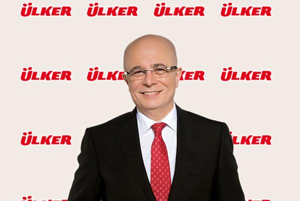 Ülker Bisküvi Yönetim Kurulu Başkanı ve CEO'su Mehmet Tütüncü.
