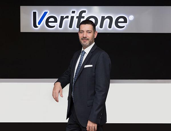 Verifone Güney Doğu Avrupa, Türkiye ve Türki Cumhuriyetler'den Sorumlu Başkan Yardımcısı ve Genel Müdürü Onur Altınbaş.
