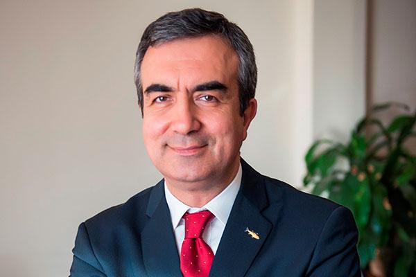 Kocaman Balıkçılık Yönetim Kurulu Başkanı Osman Kocaman.