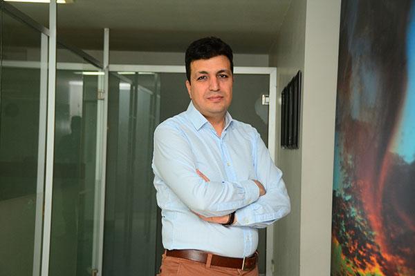 Proticaret markasının sahibi olan Promist A.Ş.'nin kurucu ortağı Süleyman Zafer Kuzucu.