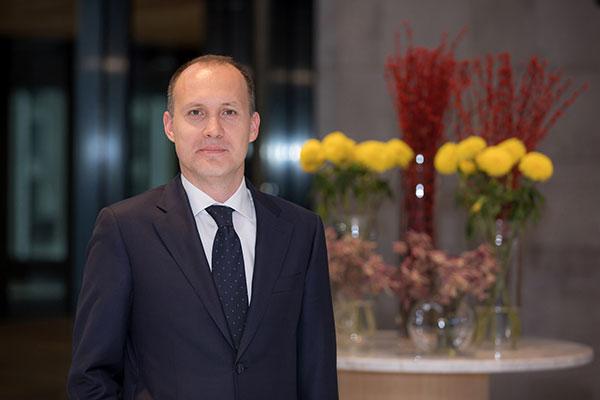 Kopaş Kozmetik Genel Müdürü Onur Özyurt.