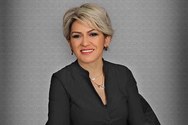 Turk Elektronik Para A.Ş. Satış ve Pazarlama Direktörü Özlem Gürsoy.