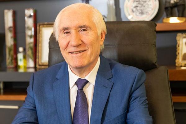 Kaya Çiftliği Yönetim Kurulu Başkanı Zülfikar Kaya.