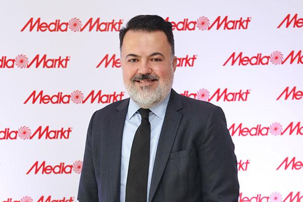 MediaMarkt Türkiye Satınalmadan Sorumlu Yönetim Kurulu Üyesi Faruk Kocabaş.