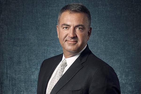 TFI TAB Gıda Yatırımları Yönetim Kurulu Başkan Yardımcısı ve CEO'su Korhan Kurdoğlu.