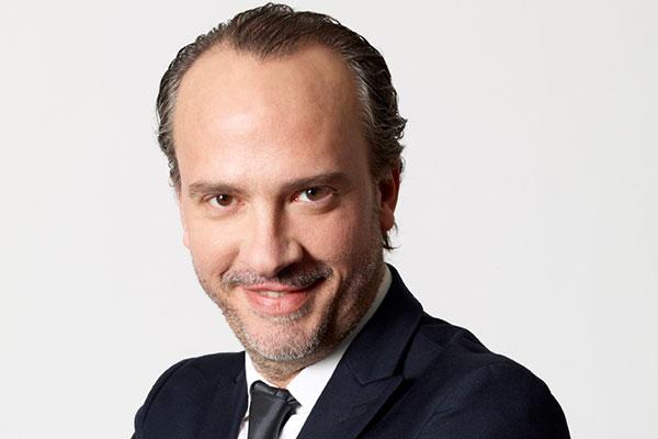 L'Oréal Türkiye Genel Müdürü Laurent Duffier.