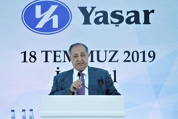 Yaşar Holding Yönetim Kurulu Başkanı Selim Yaşar.