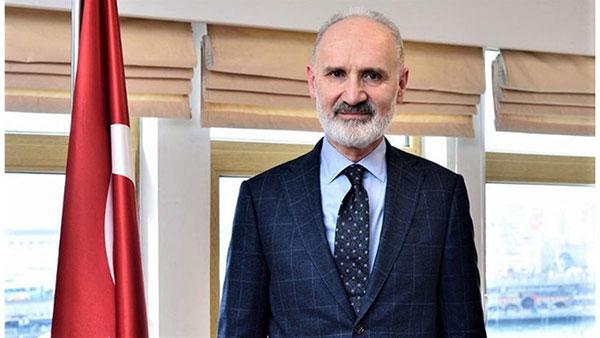 İTO Başkanı Şekib Avdagiç.
