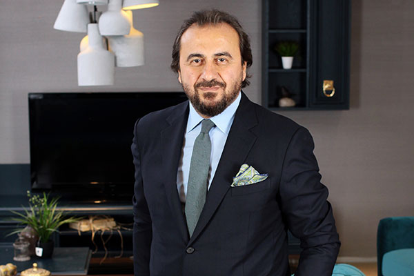 Yataş Grup CEO'su Nuri Öztaşkın.