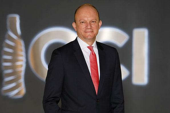 Coca-Cola İçecek CEO'su Burak Başarır.