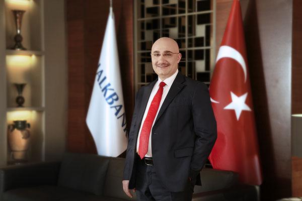 Halkbank Genel Müdürü Osman Arslan