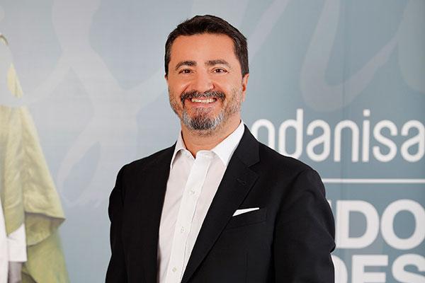 Modanisa CEO'su ve Yönetim Kurulu Başkanı Kerim Türe.