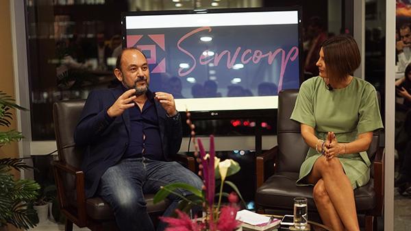 """Servcorp tarafından hayata geçirilen """"Patronca Sohbetler"""" etkinliği, gazeteci- yazar Demet Cengiz'in moderatörlüğünde gerçekleşti."""
