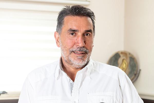 Özsüt Yönemit Kurulu Başkanı İbrahim Urlulu.