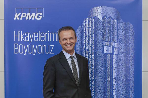 KPMG Türkiye Başkanı Murat Alsan.