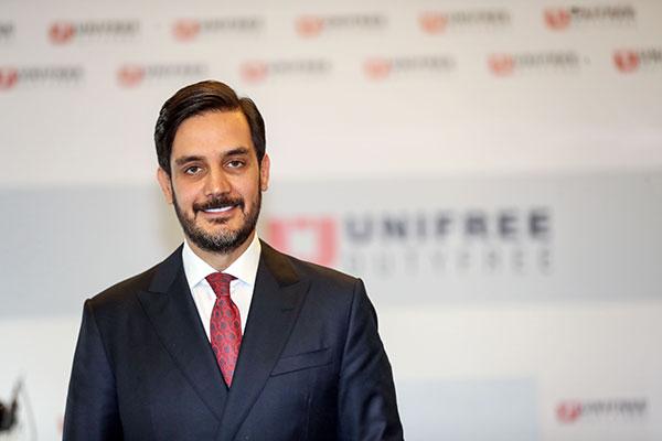 Unifree CEO'su ve İcra Kurulu Başkanı Ali Şenher.