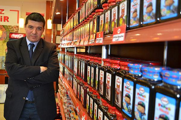 Seyidoğlu Gıda Genel Müdürü Mehmet Göksu.