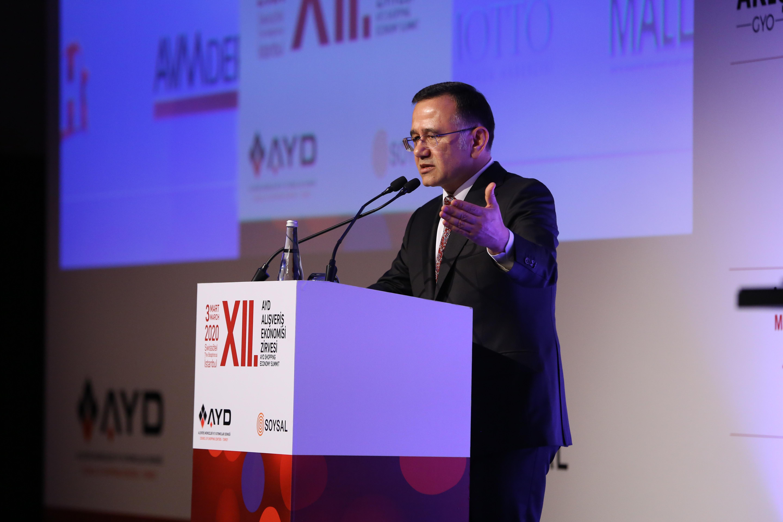 AYD Başkanı Prof. Dr. Hüseyin Altaş.