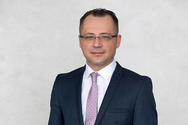 Koruma Temizlik A.Ş.'nin Genel Müdürü İmer Özer.