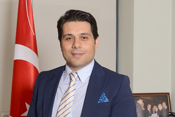 İstanbul PERDER Yönetim Kurulu Başkanı Faruk Güzeldere