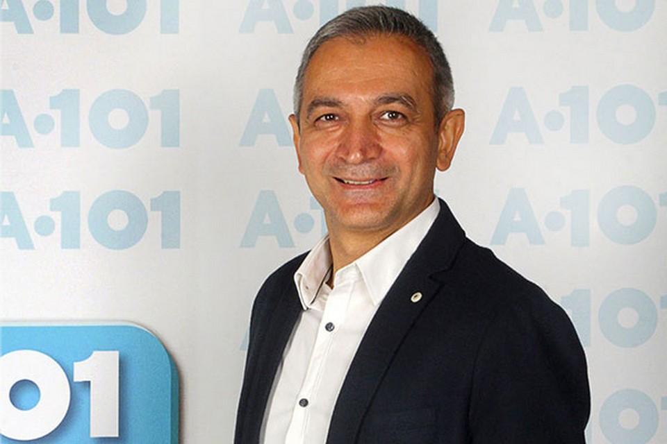 A101 Pazarlama Genel Müdürü Cüneyt Şahin
