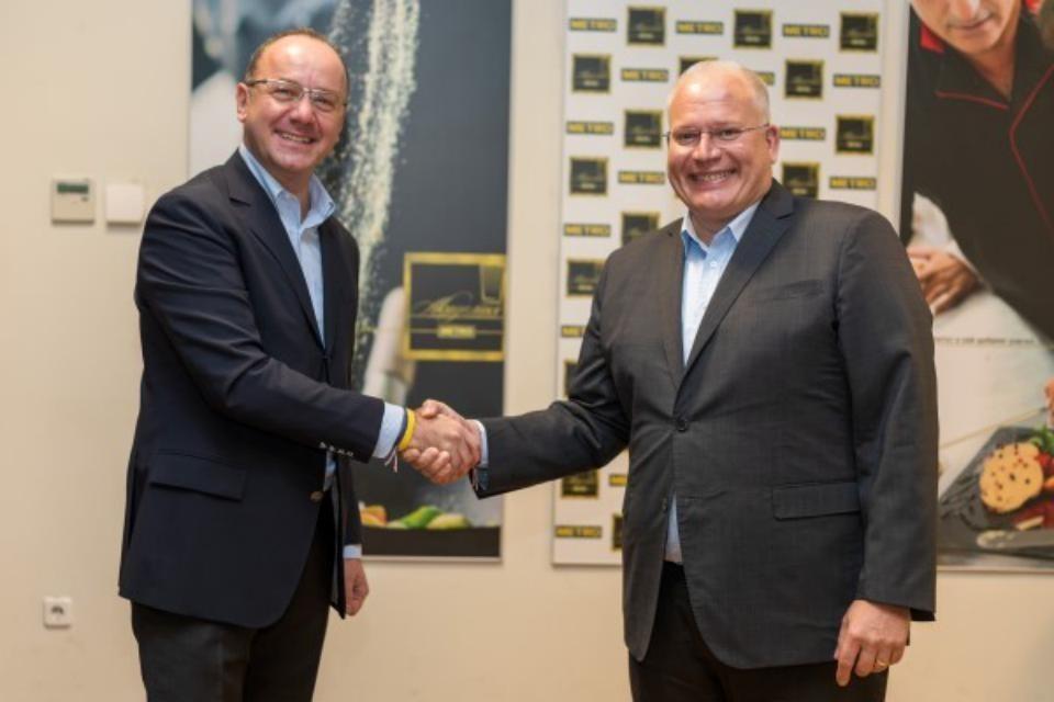 Metro Bulgaria'nın yeni CEO Gautheron Nicolas oldu.