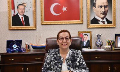Tarım ve Orman Bakanlığı Bakan Yardımcısı Ayşe Ayşin Işıkgece
